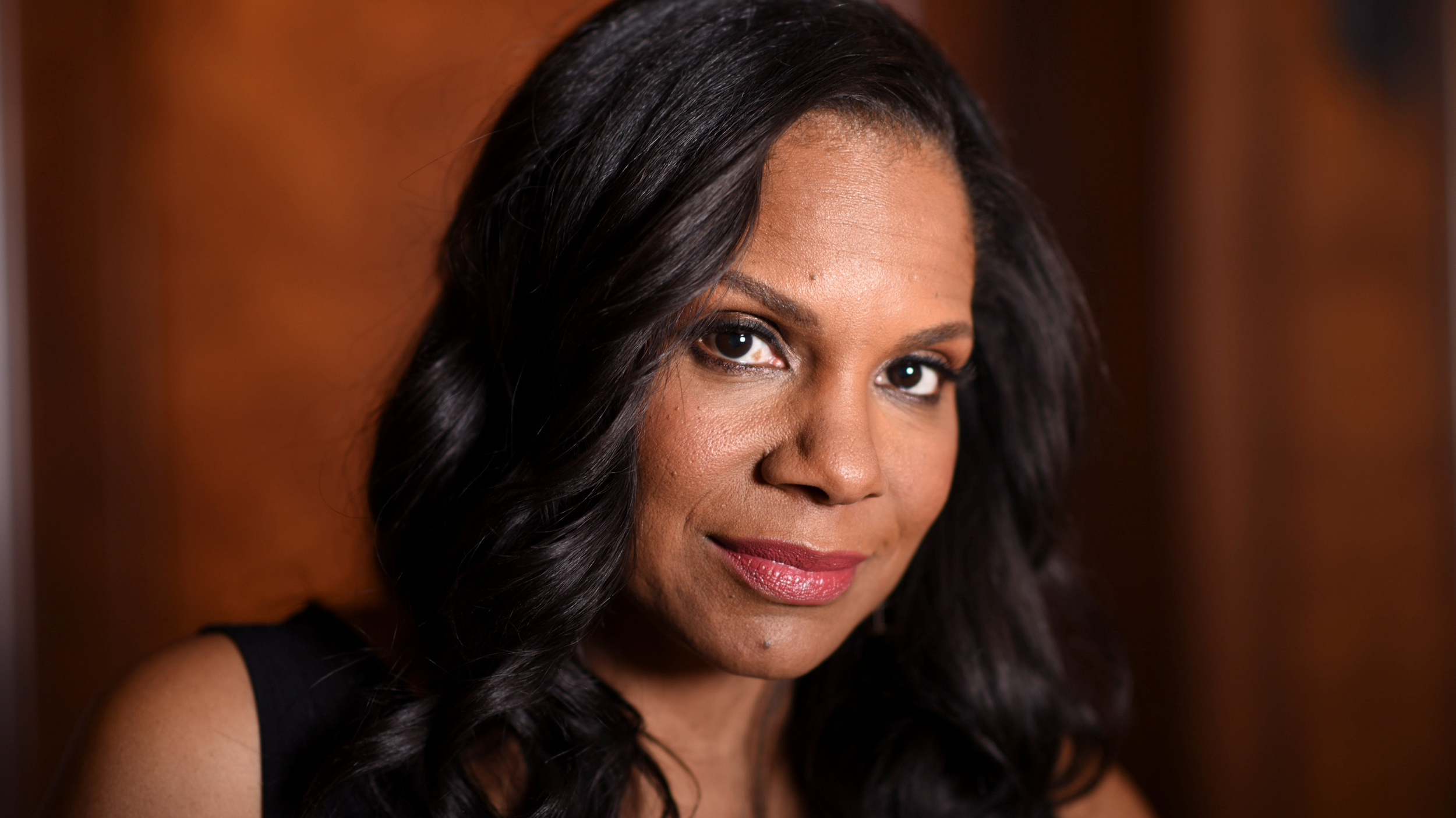"""""""Beauty and the Beast"""" cast member Audra McDonald is photographed in Beverly Hills, California"""