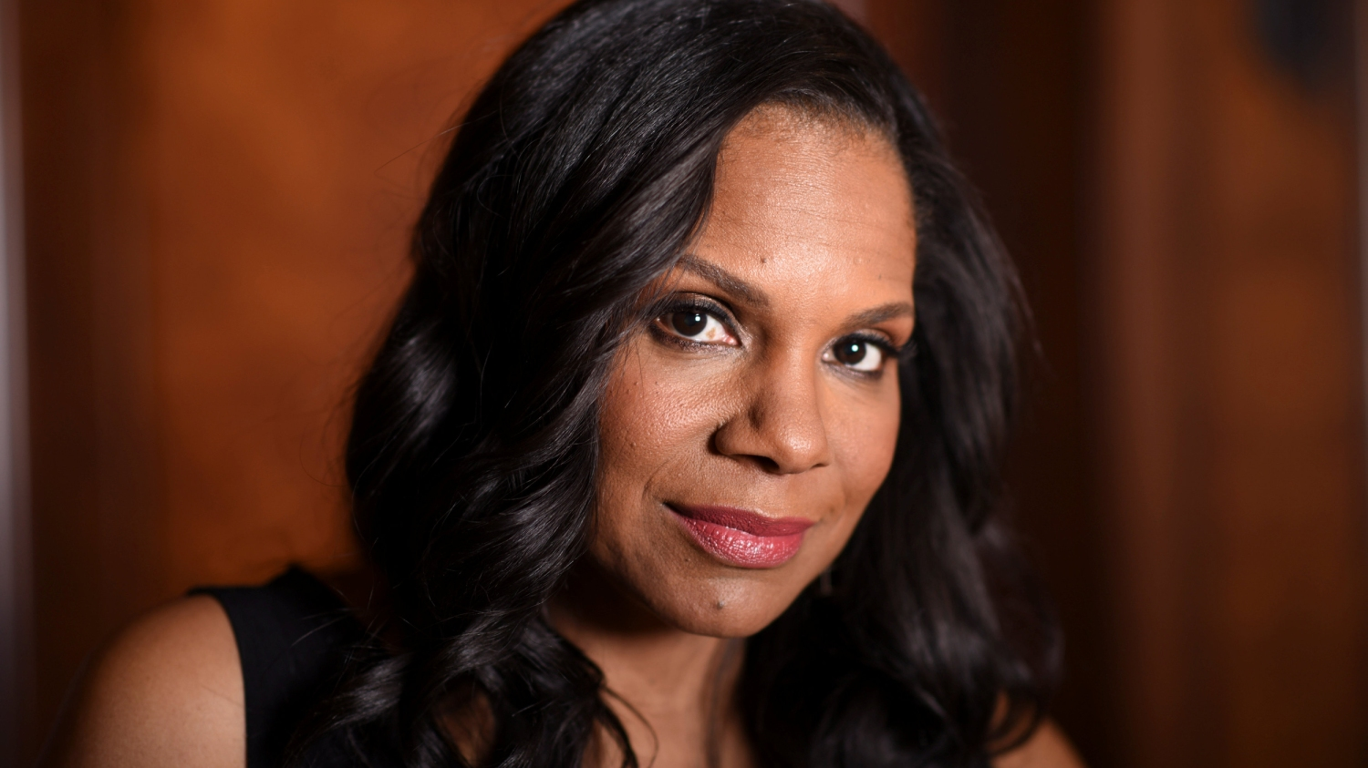 """Beauty and the Beast"" cast member Audra McDonald is photographed in Beverly Hills, California"