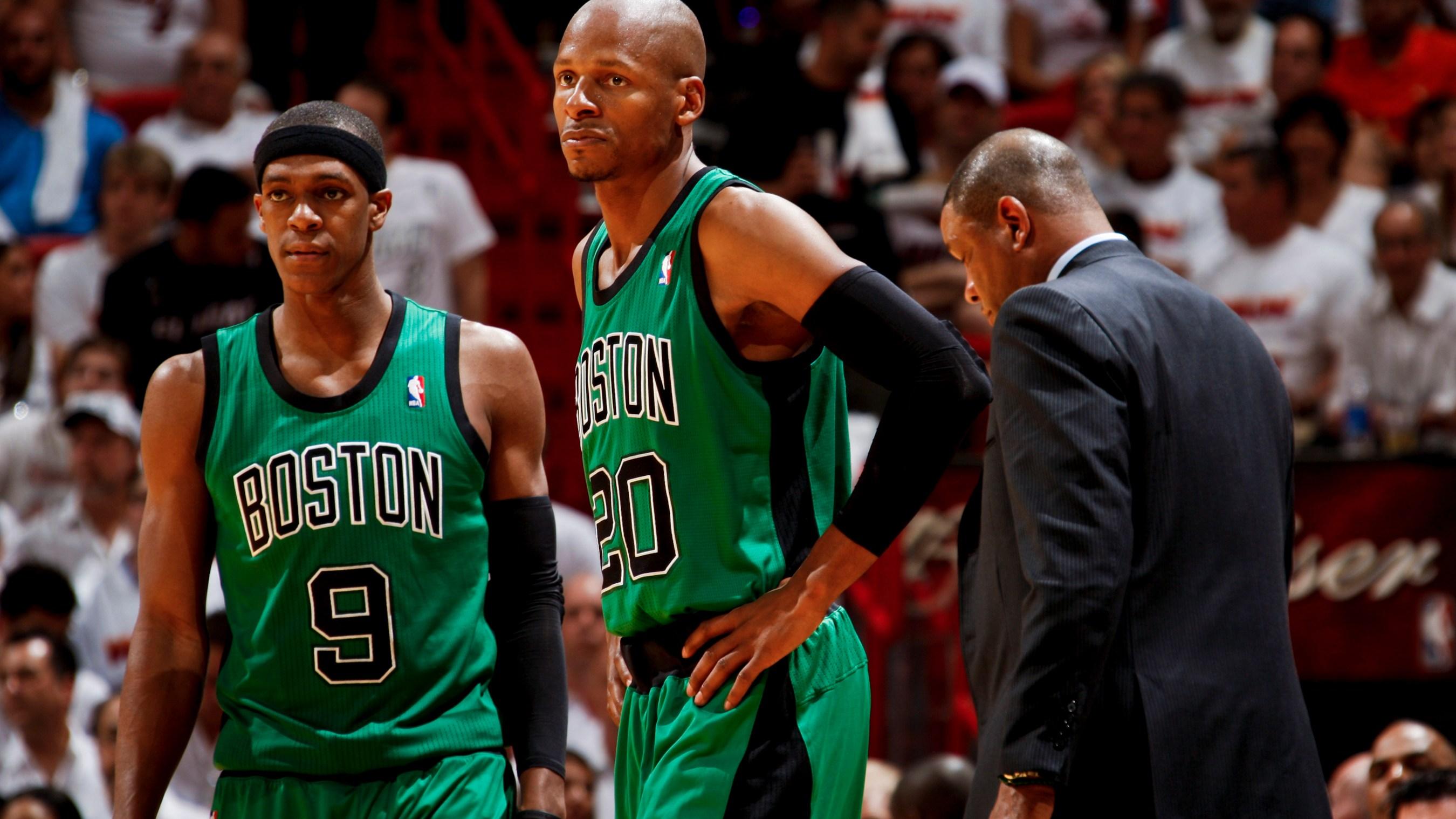 108fc1b2a7c Rajon Rondo, former Celtics teammates plan to celebrate their 2008 title  without Ray Allen