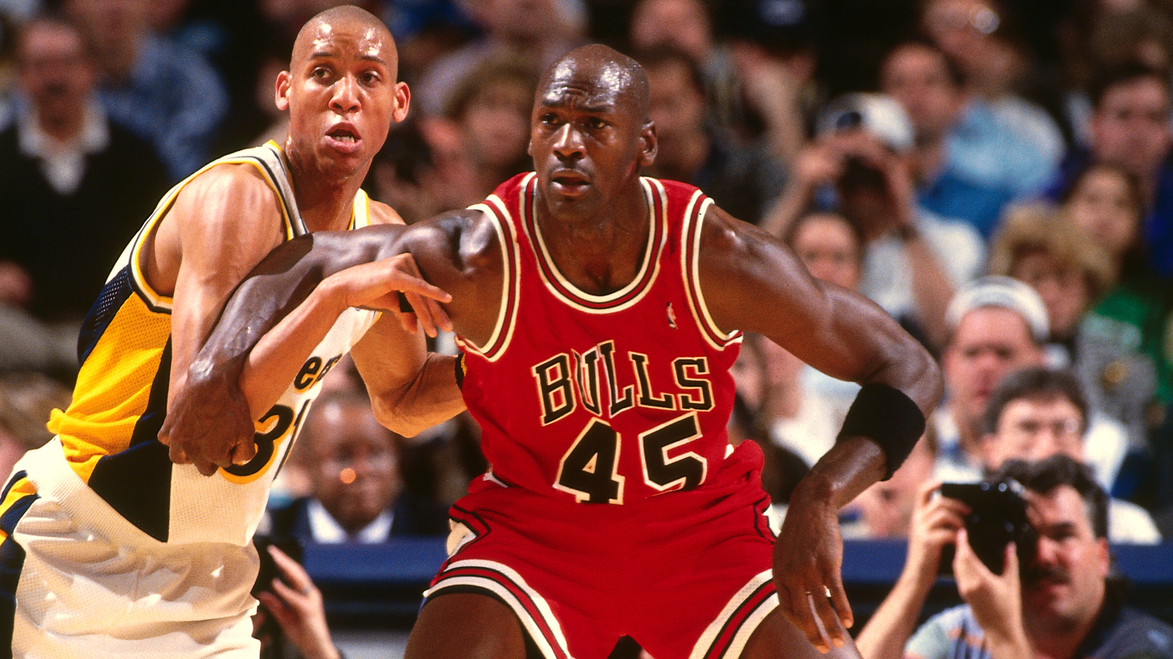 b0b97c98 'I'm back': The day Michael Jordan announced his return to the NBA