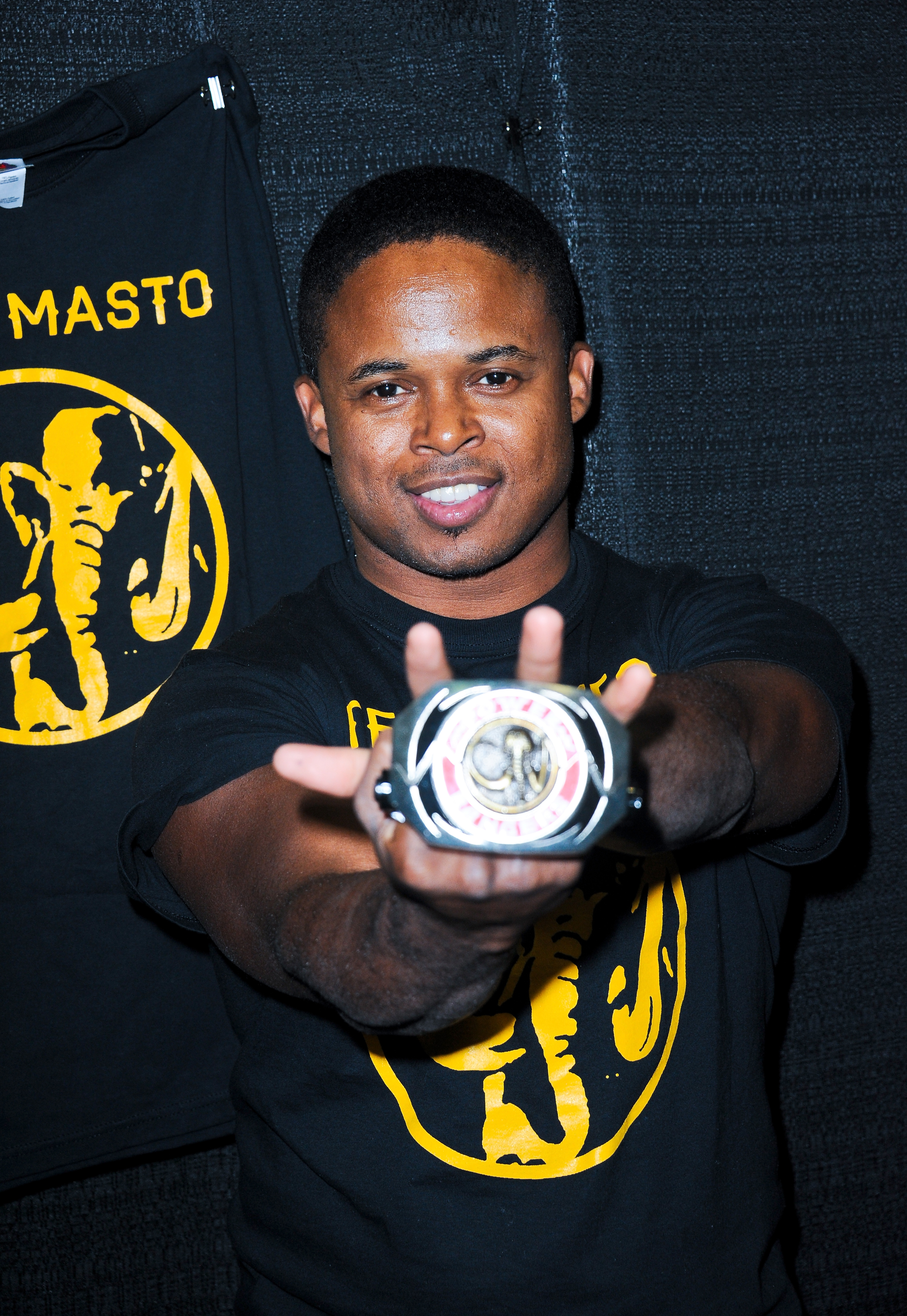 Actor Walter Jones attends the Third Annual Stan Lee's Comikaze Expo held  at the Los Angeles Convention Center on Nov. 1, 2014, in Los Angeles.