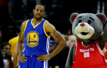 Golden State Warriors v Houston Rockets – Game Four