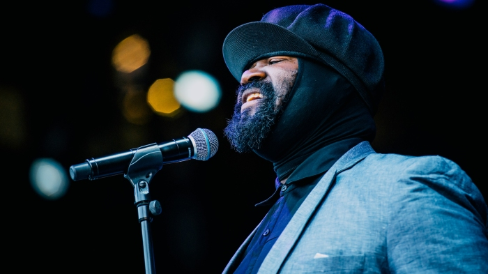 Gregory Porter Performs In Berlin