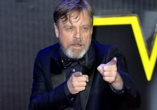 """Star Wars: The Force Awakens"" – European Film Premiere – Red Carpet Arrivals"