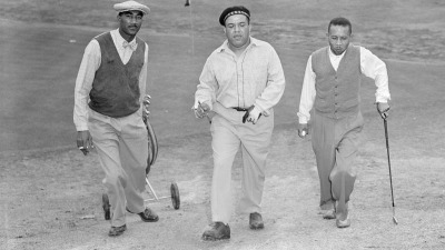 First African American Golfers at Atlanta Course