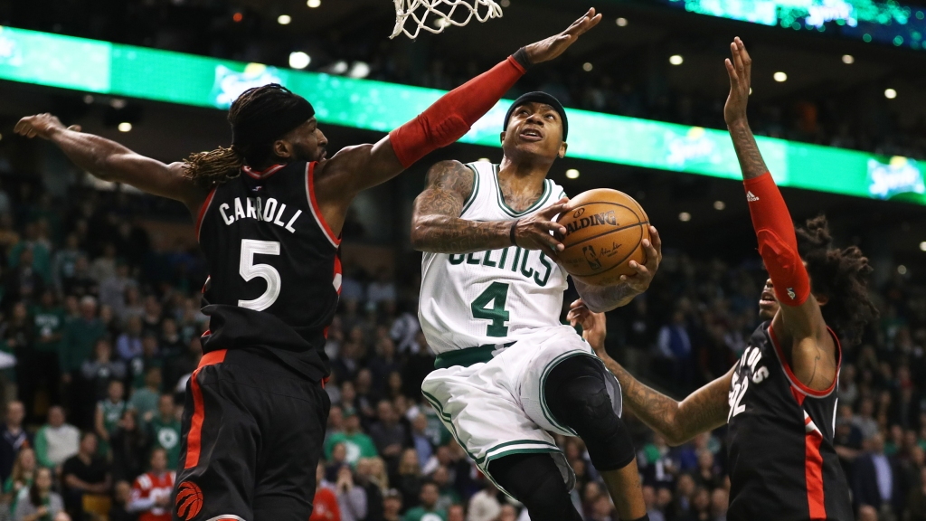 From Isaiah Thomas to Marcus Keene, the magnificent Five