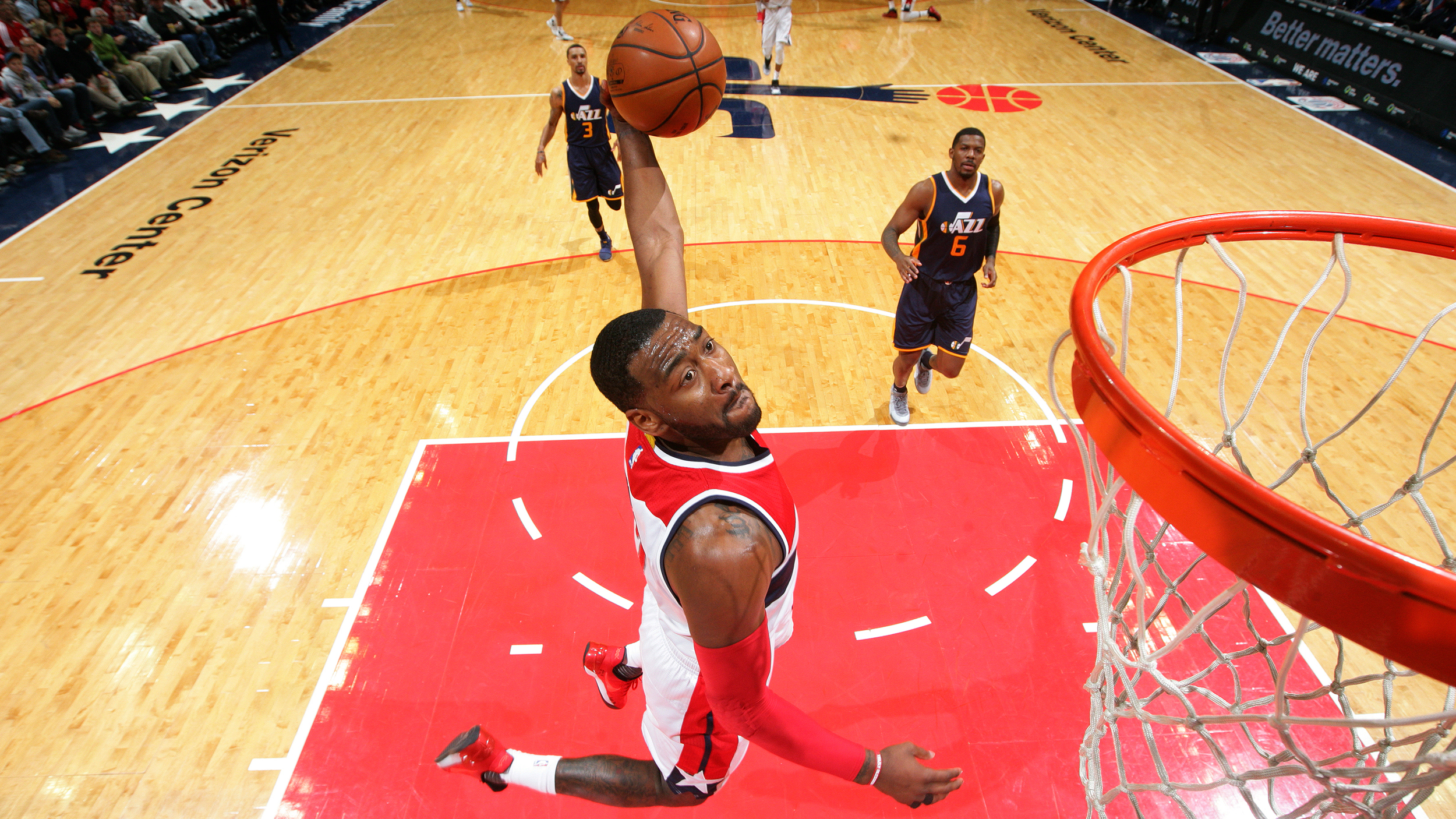 John Wall on his relationship with Bradley Beal and taking the Washington Wizards all the way