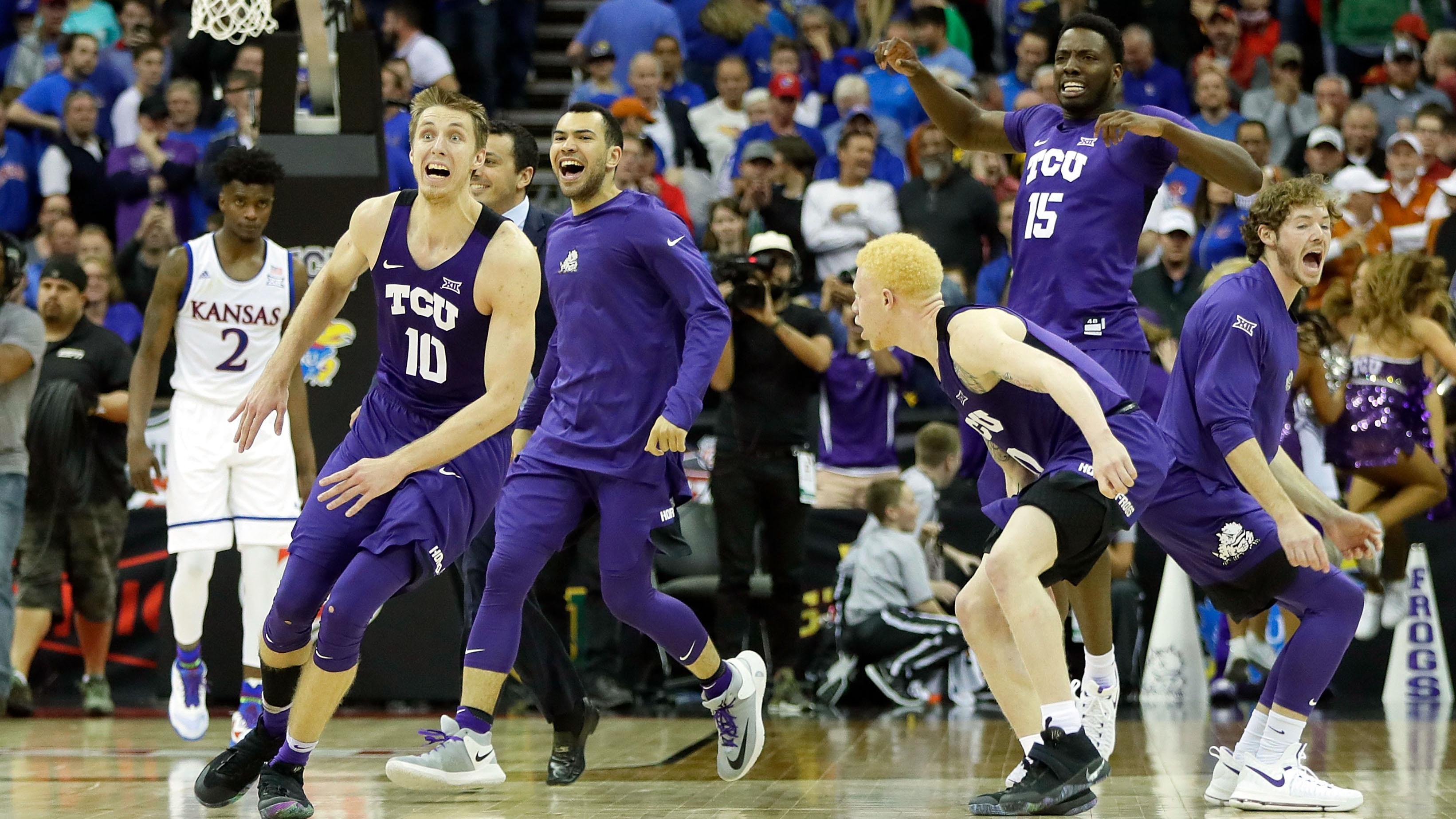 Big 12 Basketball Tournament – Quartefinals