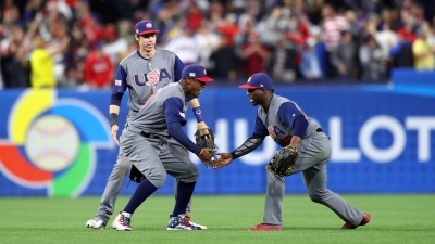2017 World Baseball Classic Pool F: Game 6 –  United States v. Dominican Republic