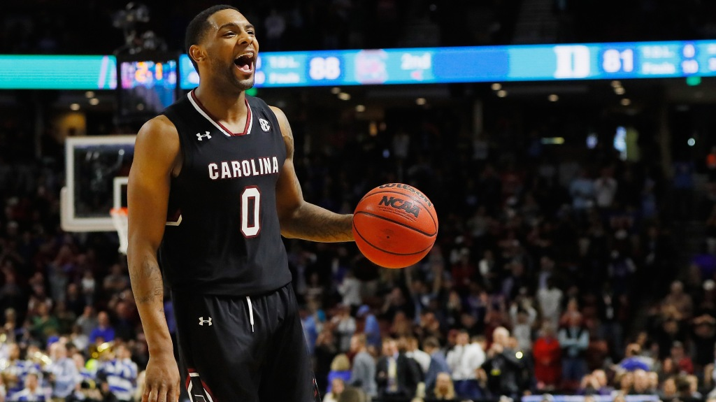 detailed look 5f8a8 5f53e South Carolina s Sindarius Thornwell is the breakout star of the NCAA  tournament