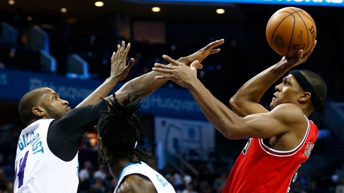 NBA: Chicago Bulls at Charlotte Hornets