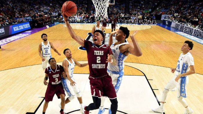 e7d85985 Texas Southern loses to North Carolina in NCAAs