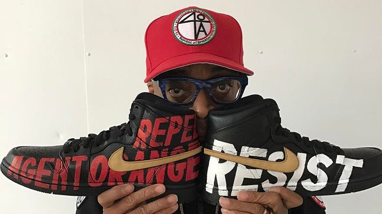 Spike Lee Shoes 2