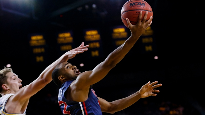 NCAA Basketball: Howard at Michigan