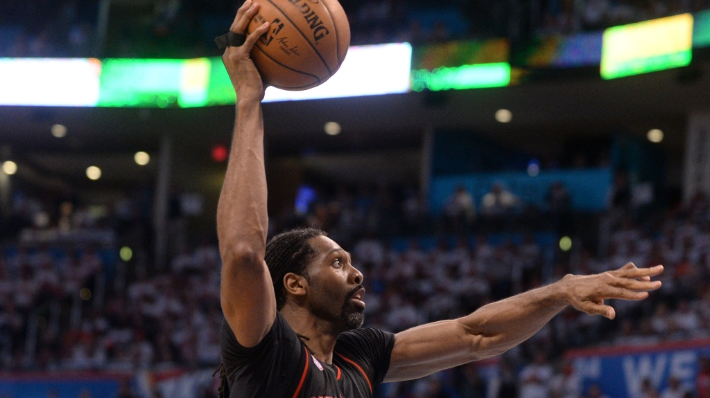Nene is the perfect complement to James Harden as Rockets push Thunder to  brink 8708ed7f5