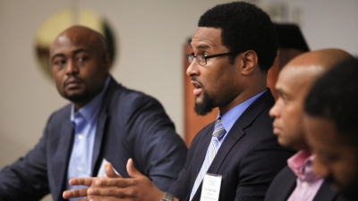 Impact Symposium UNC Kenan-Flagler Center for Sport Business Investing In Futures: The Complexity and Comfort of Black Athlete Philanthropy