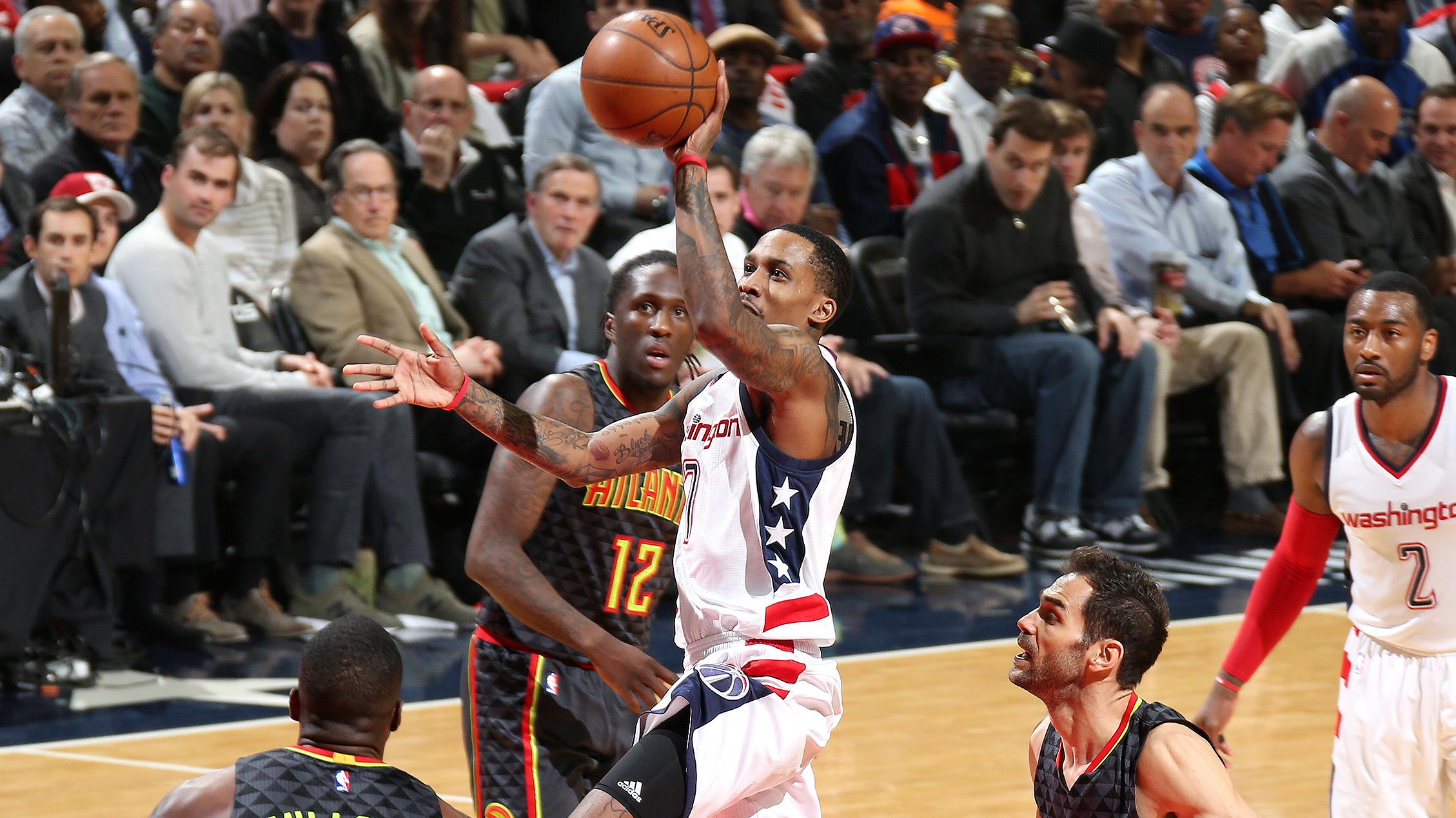 Atlanta Hawks v Washington Wizards – Game Two