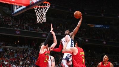 Atlanta Hawks v Washington Wizards – Game Five