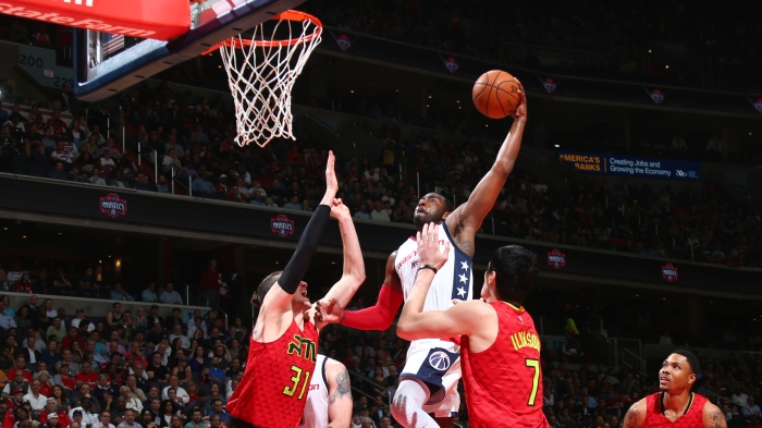Atlanta Hawks v Washington Wizards – Game Five
