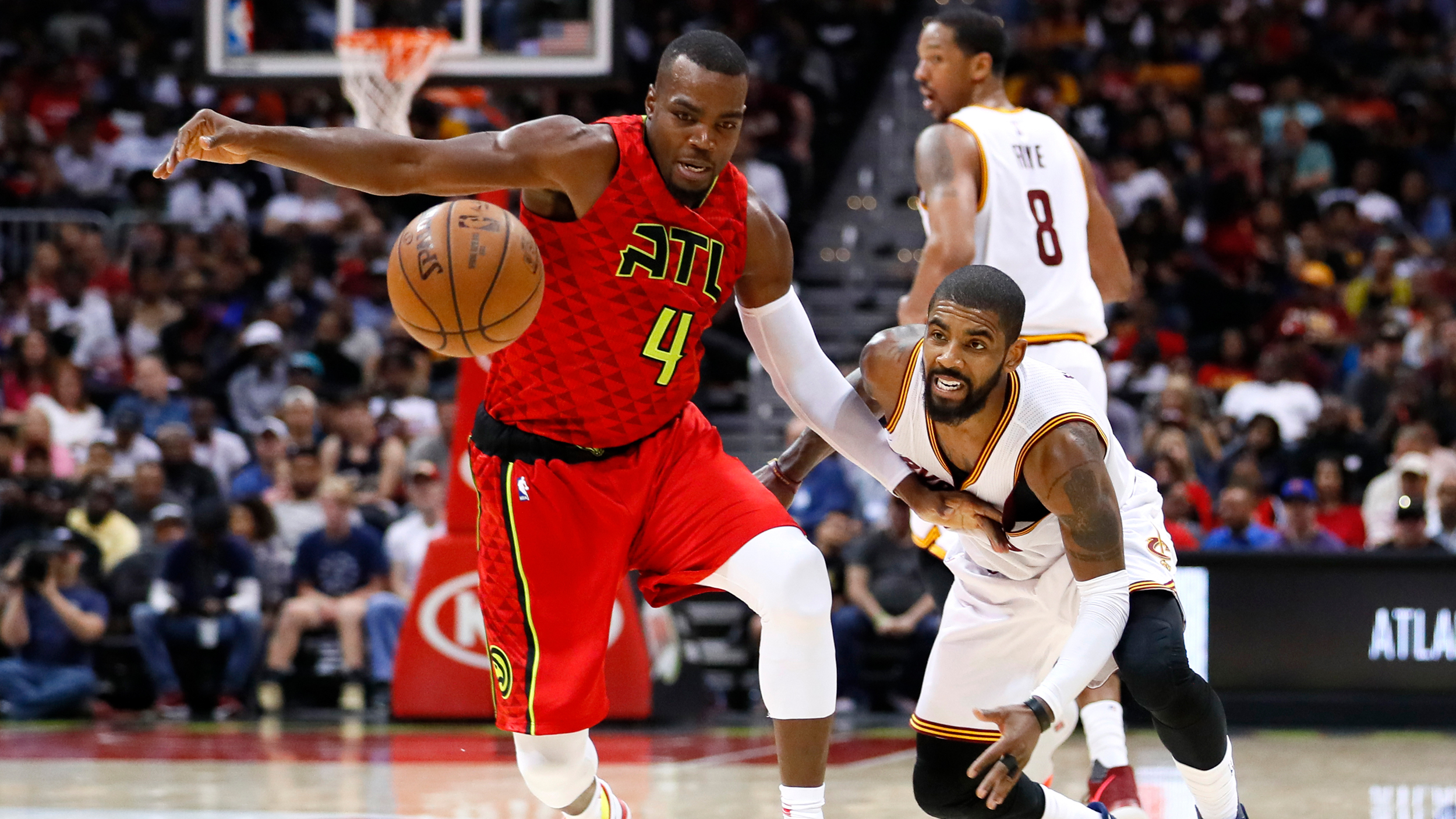 Paul Millsap,Kyrie Irving
