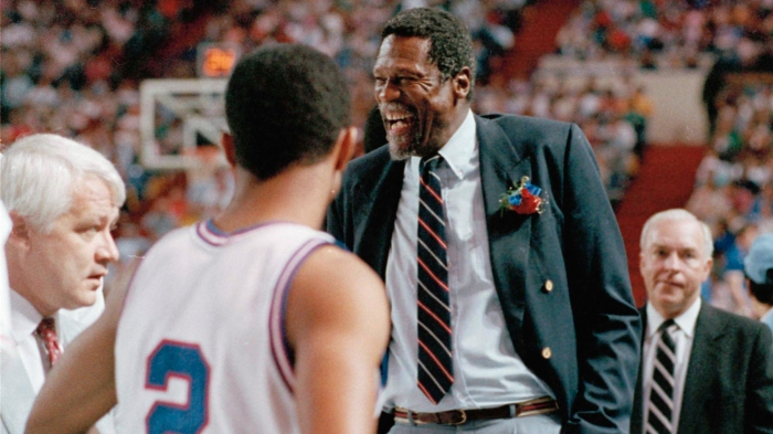 Kings Bill Russell 1987