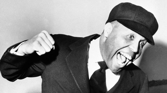 MLB Umpire Emmett Ashford 1953