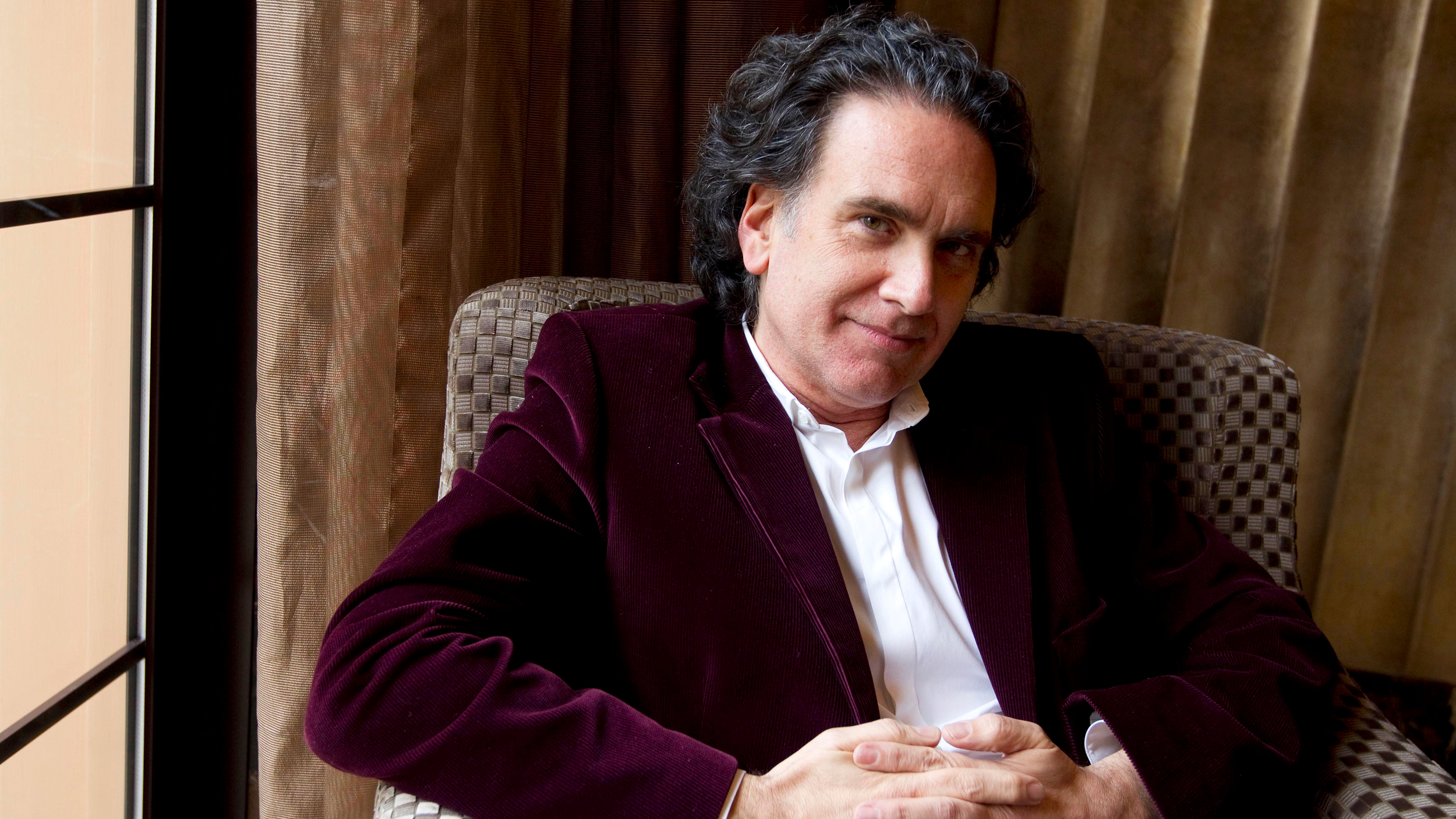 Peter Buffett Interview In Shanghai