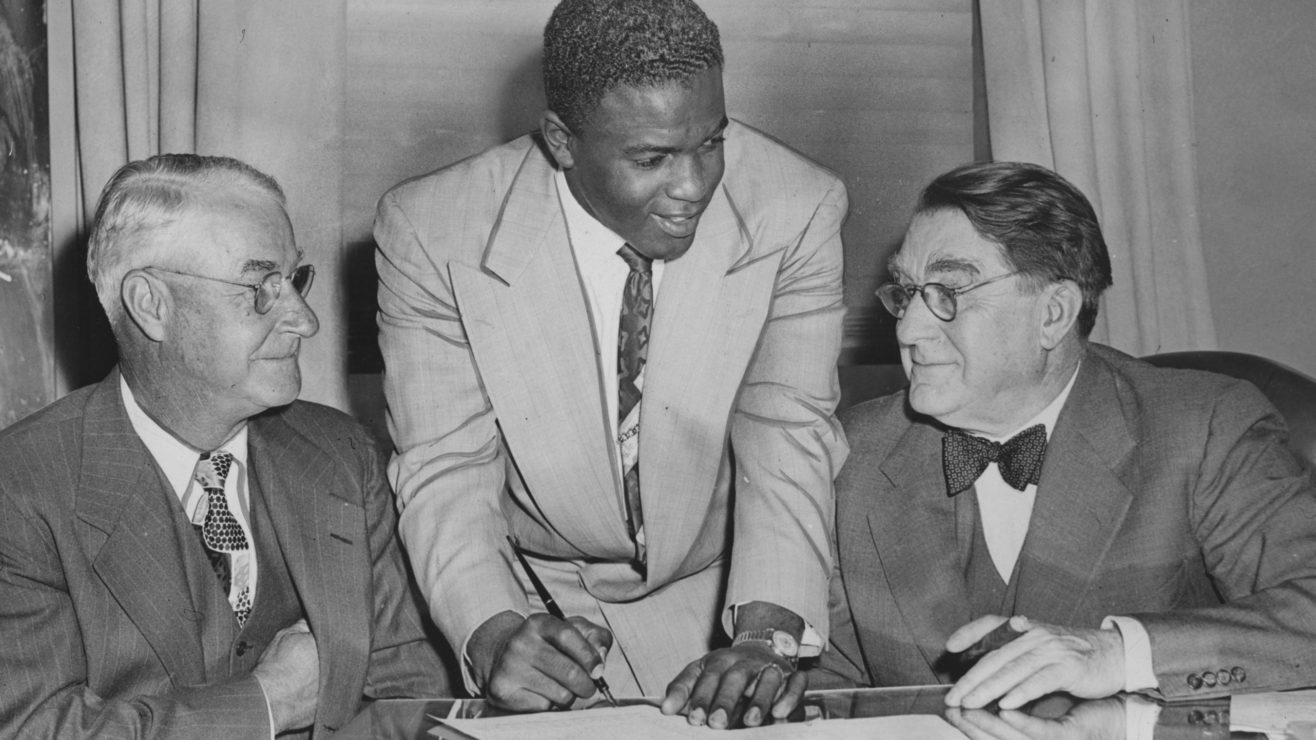 20451d23f1 Locker Room Talk: Jackie Robinson's legacy is profound, but unfinished