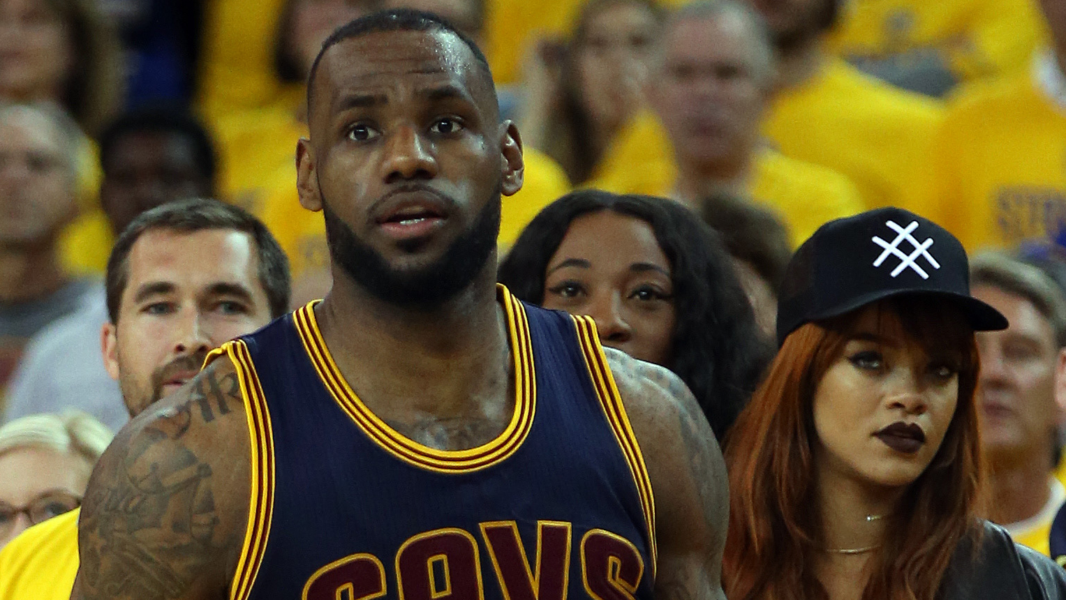 2015 NBA Finals – Game One