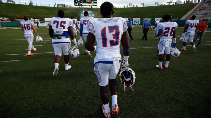 Savannah State moving back to NCAA Division II because of
