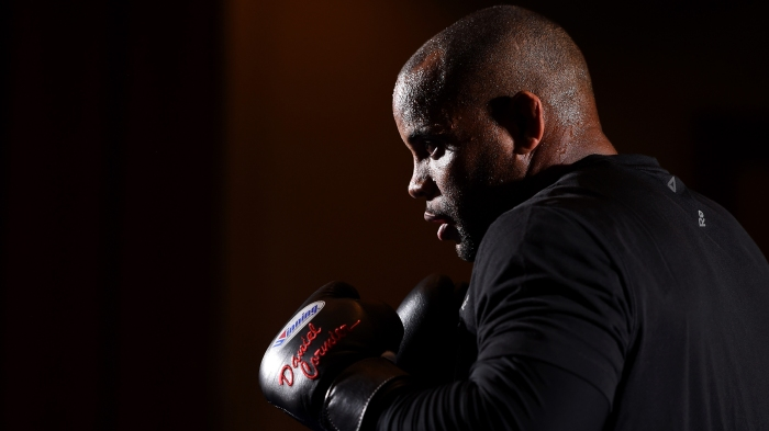 47183c0c UFC's Daniel Cormier used family tragedies to fuel his rise to light  heavyweight champion