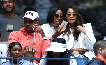 2016 US Open Celebrity Sightings – Day 6