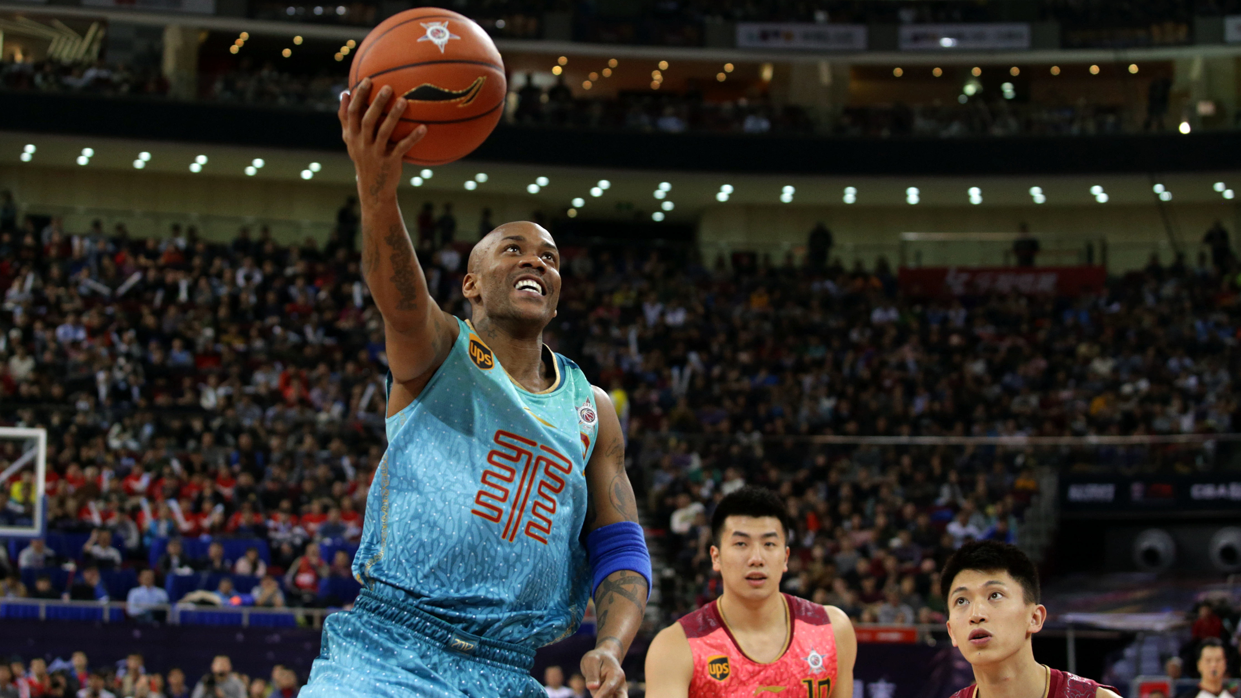 12daff3cb Stephon Marbury released from contract in China