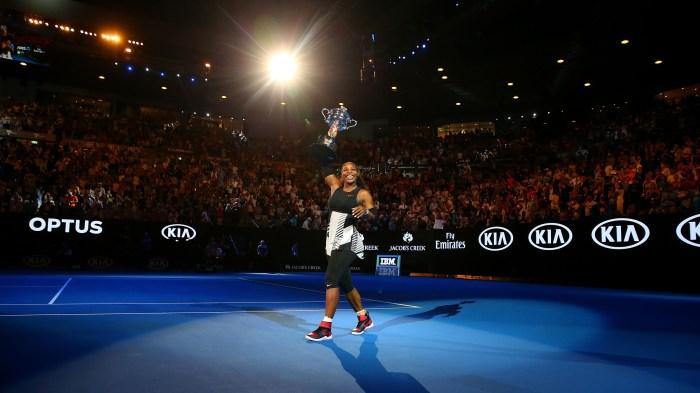 2017 Australian Open – Day 13