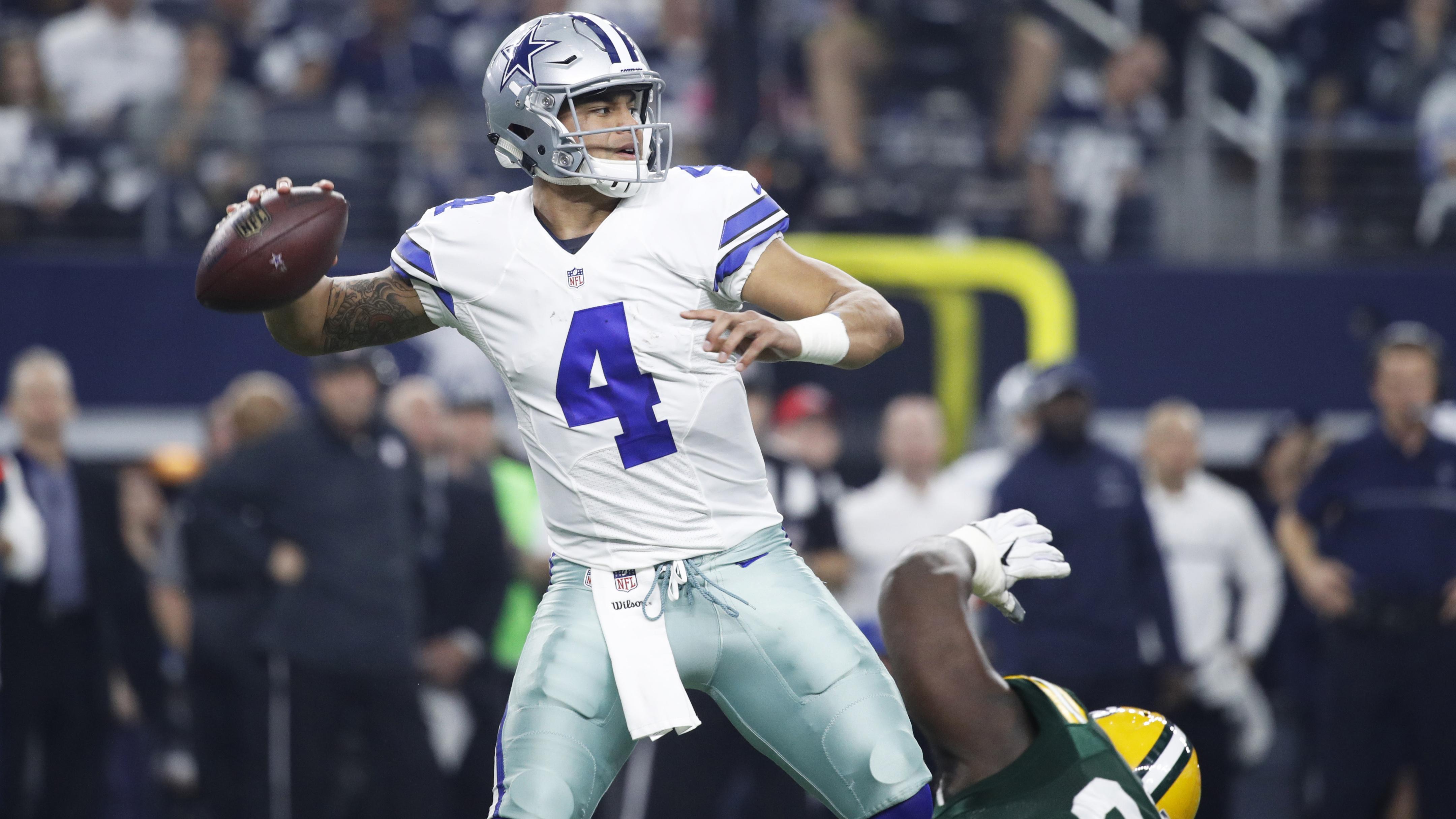 Divisional Round – Green Bay Packers v Dallas Cowboys