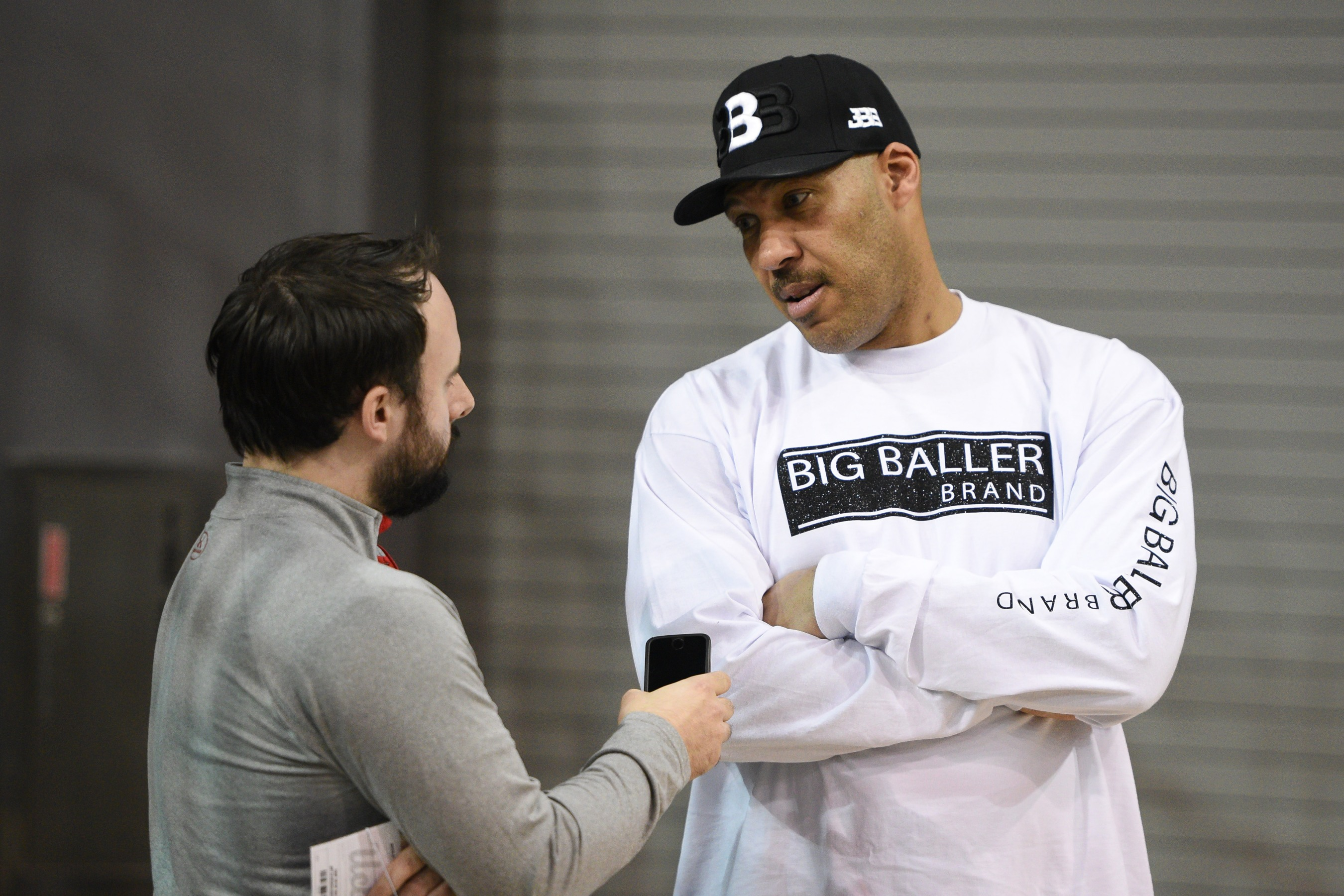 LaVar Ball s business plan for Big Baller is just as audacious as Nike s  Jordan strategy 3e6848871