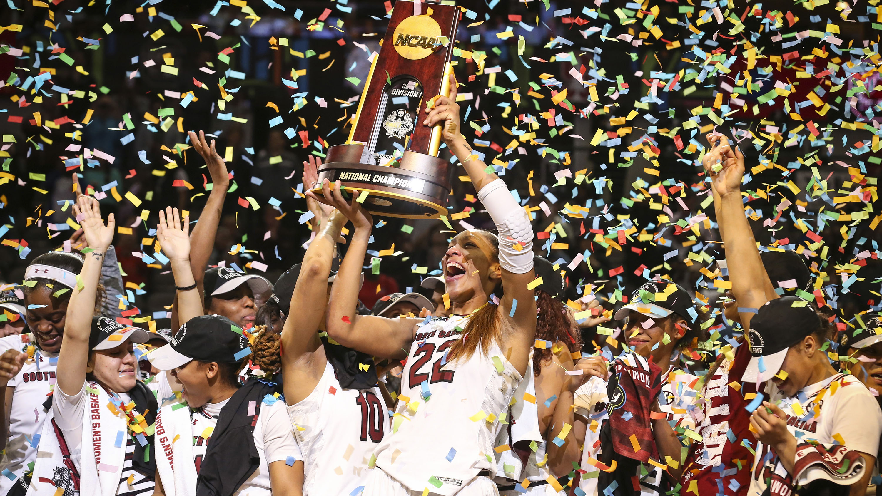 South Carolina brings home national championship, defeats Mississippi State