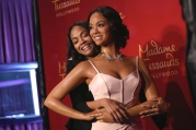 Madame Tussauds Hollywood Unveils A Wax Figure Of Zoe Saldana