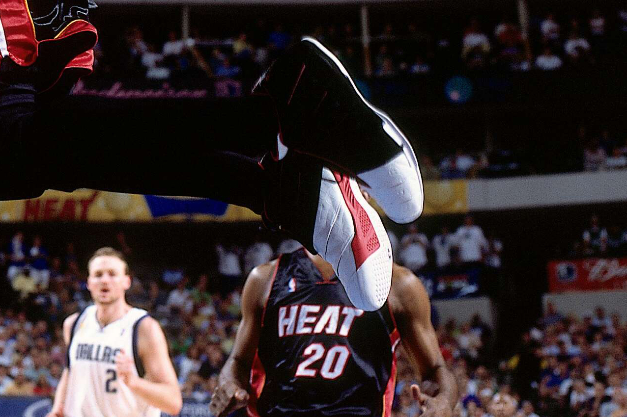 684de92ab2c0 The most iconic sneakers from every NBA playoffs since 1997