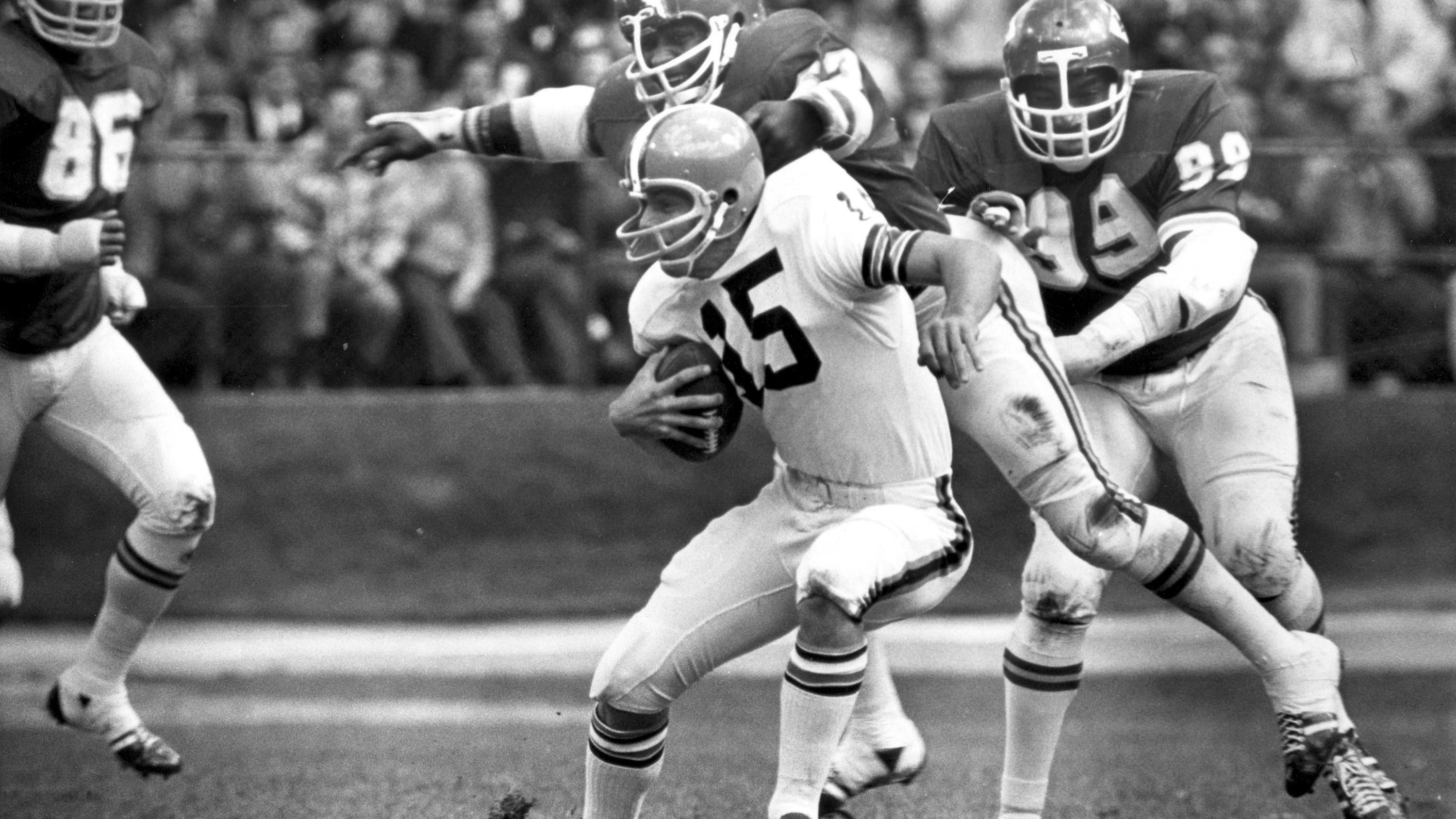 Cleveland Browns – 1970's Team File Photos