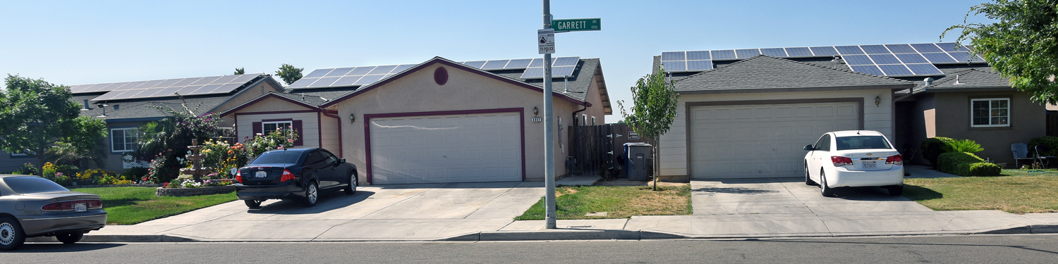Affordable Solar Power Is Coming To Low Income Minority Neighborhoods