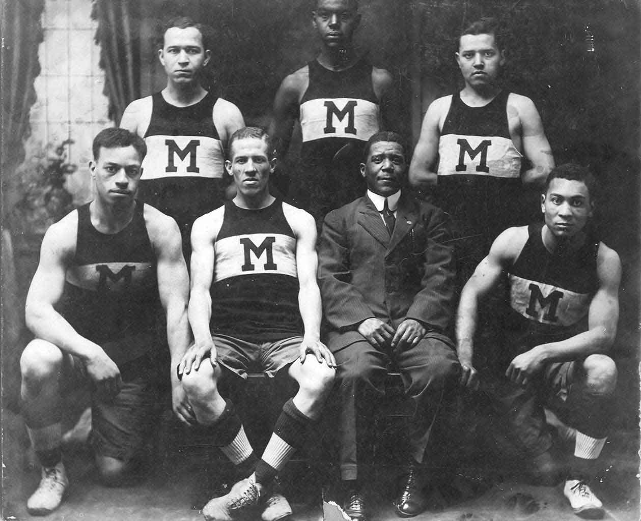 814a2ce8d61dc Monticello. Black Fives Foundation. Johnson has pushed the Naismith  Memorial Basketball ...
