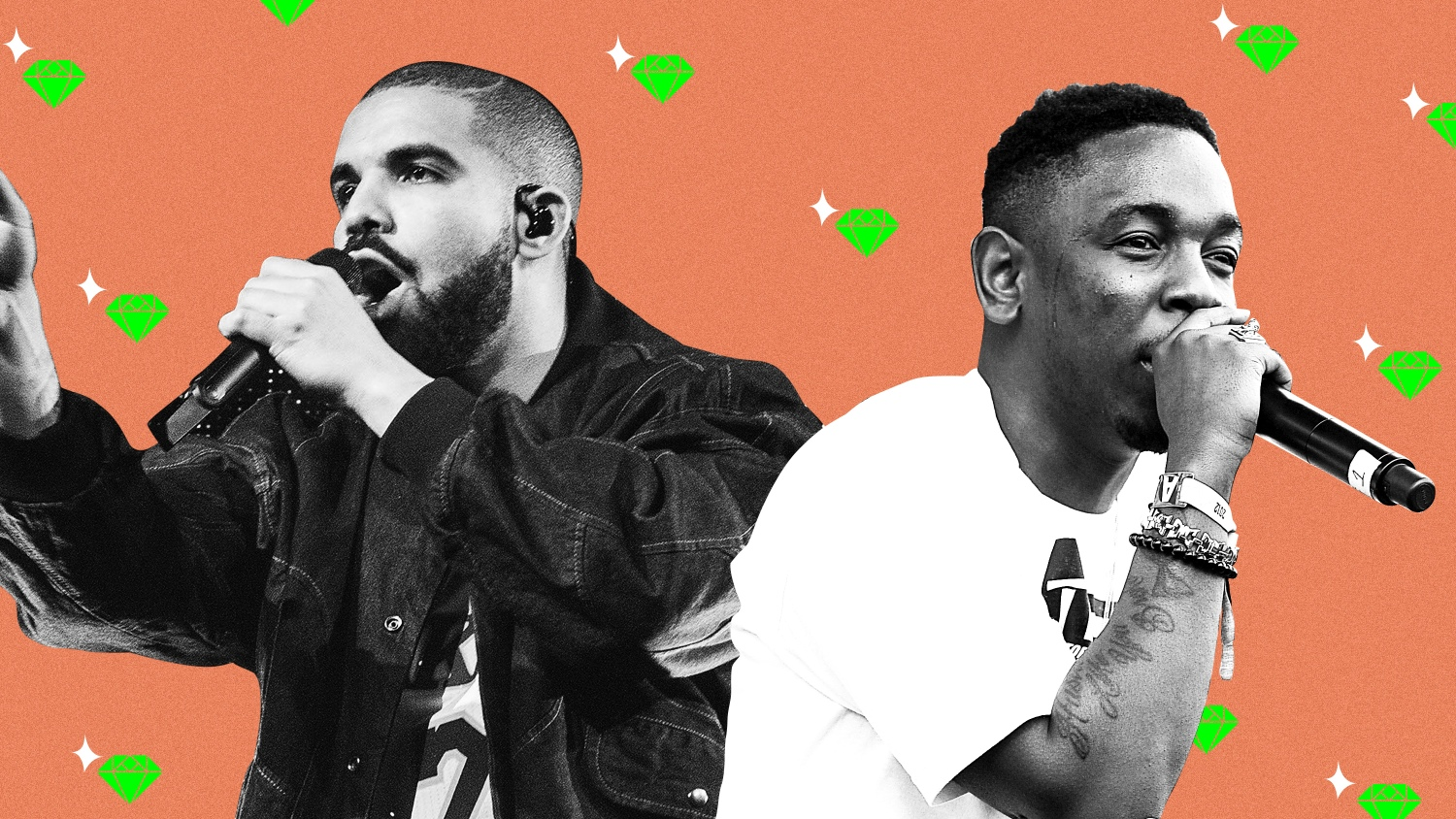Kendrick Lamar, Drake and the definition of a 'classic' rap album