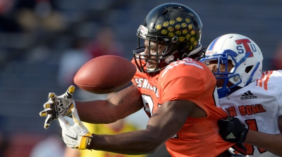 NCAA Football: Senior Bowl-South Practice