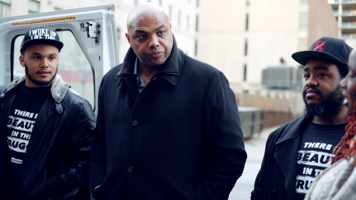 Charles Barkley's new TNT series looks at race in America