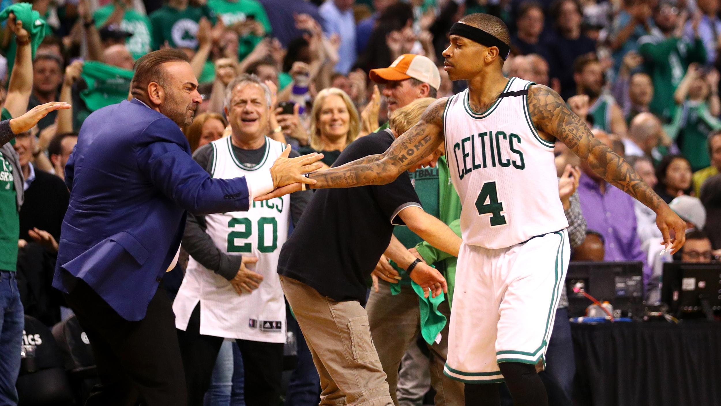Washington Wizards v Boston Celtics – Game Two
