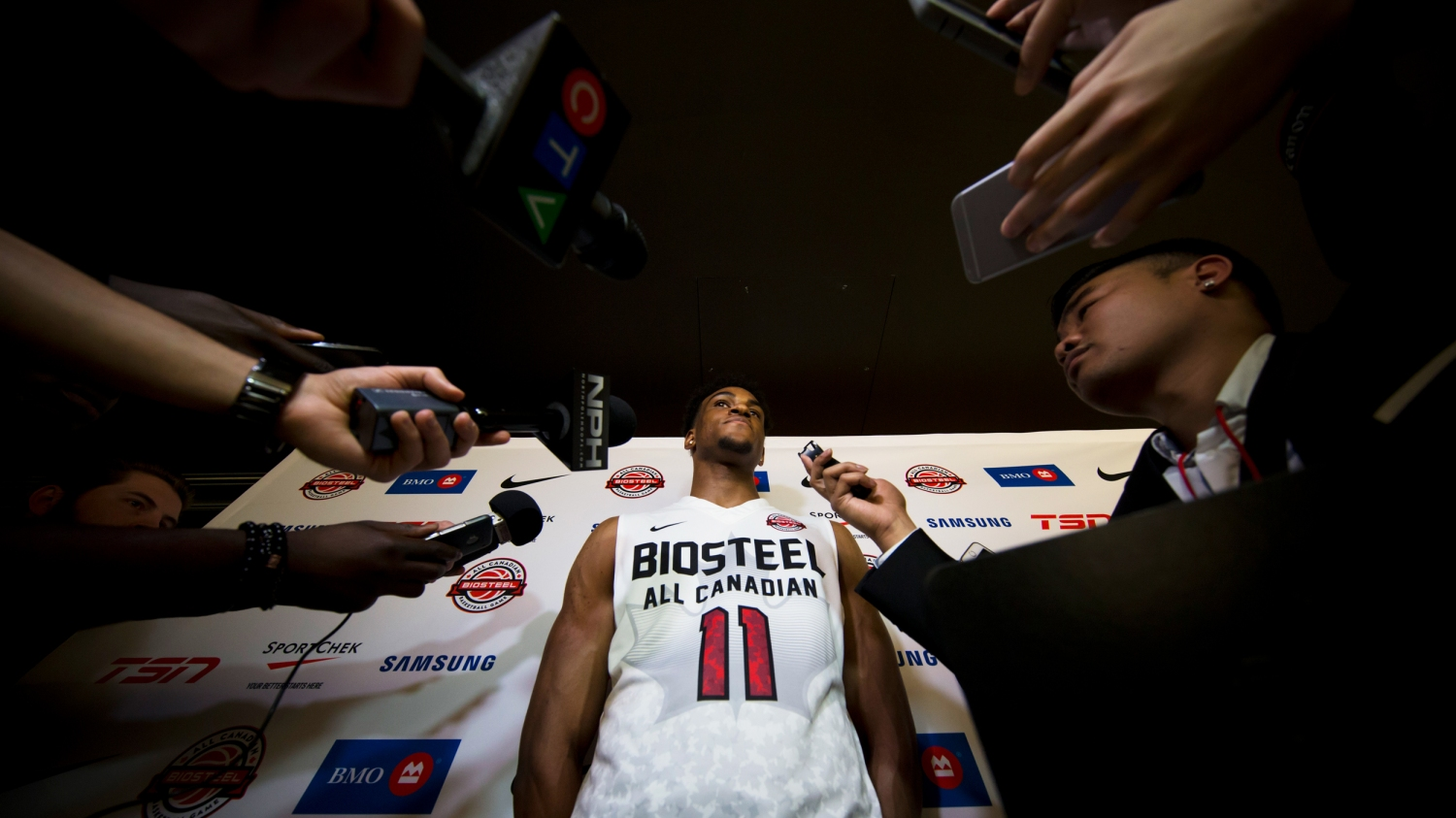 2017 BioSteel All-Canadian Game