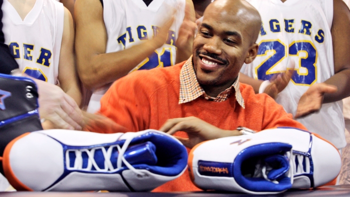 6718d52eedf Stephon Marbury has some advice for how LaVar Ball could build his brand