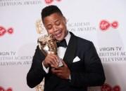 APTOPIX Britain Bafta Television Awards