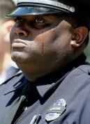 APTOPIX Police Shootings Memorial
